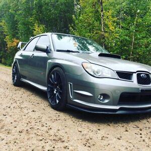 Subaru impreza USDM