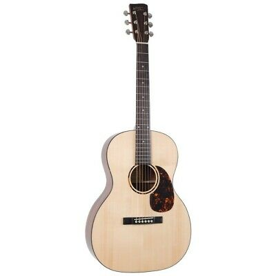 Recording King ROS-G6 000-12th Fret Acoustic Guitar Gloss Natural with Solid Top