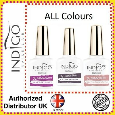 INDIGO NAILS LAB  ***ALL GEL POLISH  in 1 PLACE****All  Series  , FAST SERVICE