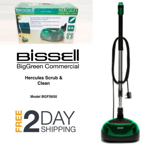 Commercial Floor Scrubber Polisher Machine Electric Buffer Tile Hardwood Cleaner