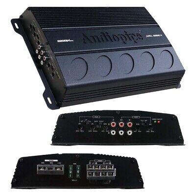 Audiopipe APEL22004 4 Channel Amplifier 2200 Watts