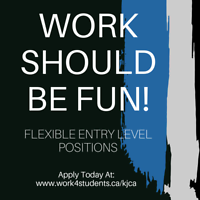 Secure Your Fall Student Work - Part Time & Full-Time Positions