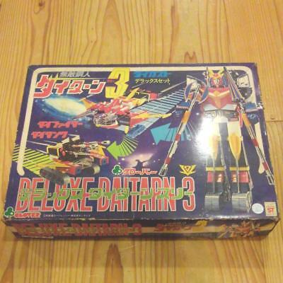deluxe daitarn 3 CLOVER with box very rare  for sale  Shipping to United States
