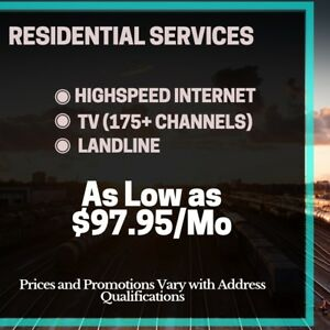 Unlimited Internet & TV