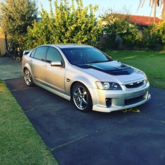 Supercharged ve ss manual