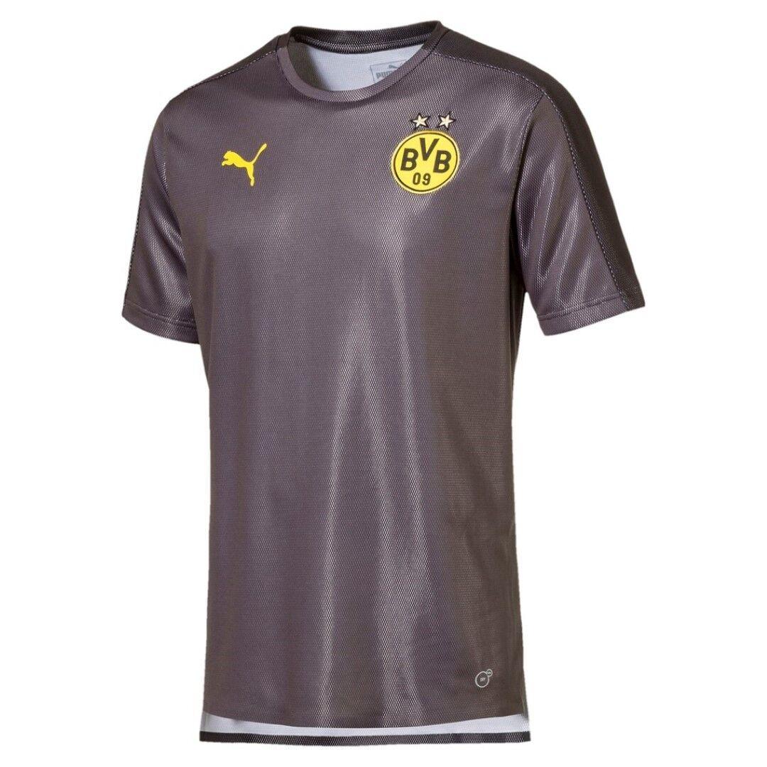 Puma Herren Jacke Bvb Stadium Jacket without Sponsor Logo