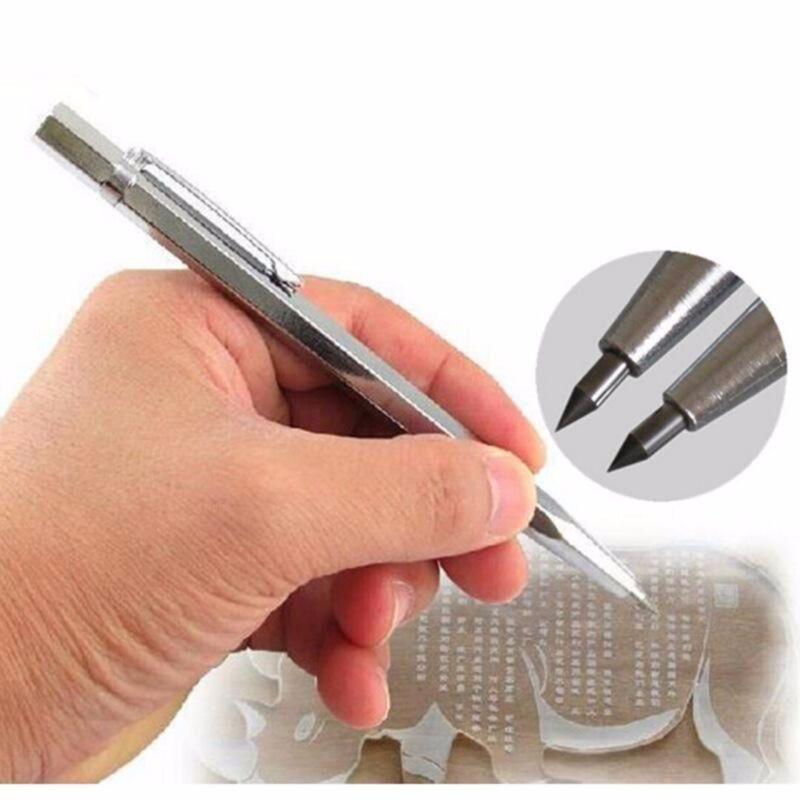 Carving Gravierstift Gravierer Graviergerät Gravur Stift Glas Metall Useful