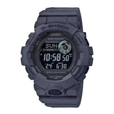 Casio G-Shock Power Trainer Charcoal Watch Step Counter GBD800UC-8 / GBD-800UC-8