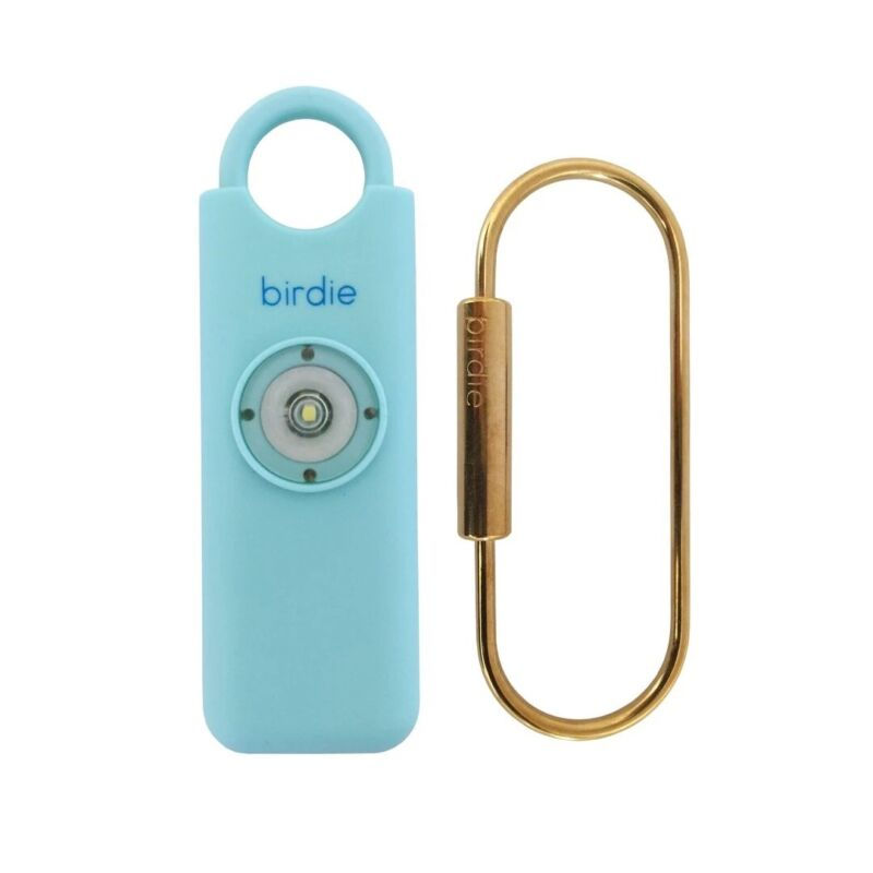 She's Birdie Personal Safety Alarm For Woman Aqua