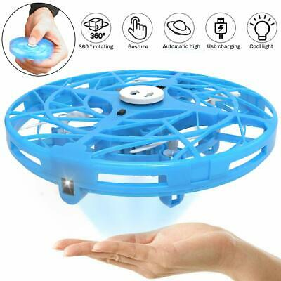 Hand Operated Drones for Kids, WEW Flying Toys Mini Drone for Boys and Girls, Fu