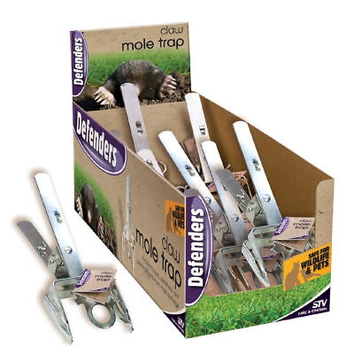 Defenders Mole Claw Trap Value Pack (Pack of 12)