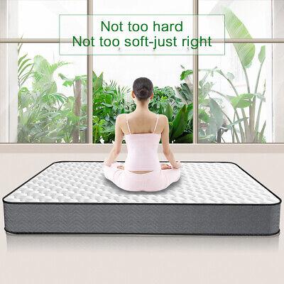 Good Nite* Memory Foam Mattress Spring Bed orthopaedic 3ft Single 4ft6 5ft King