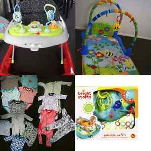 Baby clothes walker toys available! Brisbane City Brisbane North West Preview