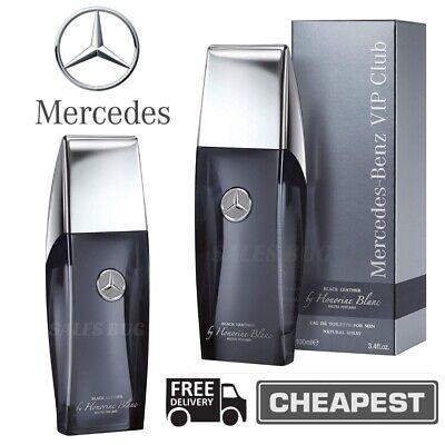 Mercedes Benz VIP Club  Leather 50ml Eau De Toilette