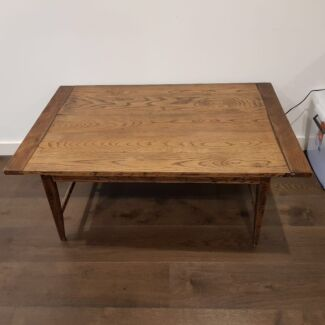 Antique Solid Timber Coffee Table