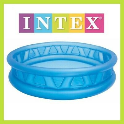 Intex Pool 6ft Soft Sides Family Water Fun