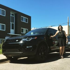 2016 Land Rover Discover HSE Luxury Sport - 7 seater
