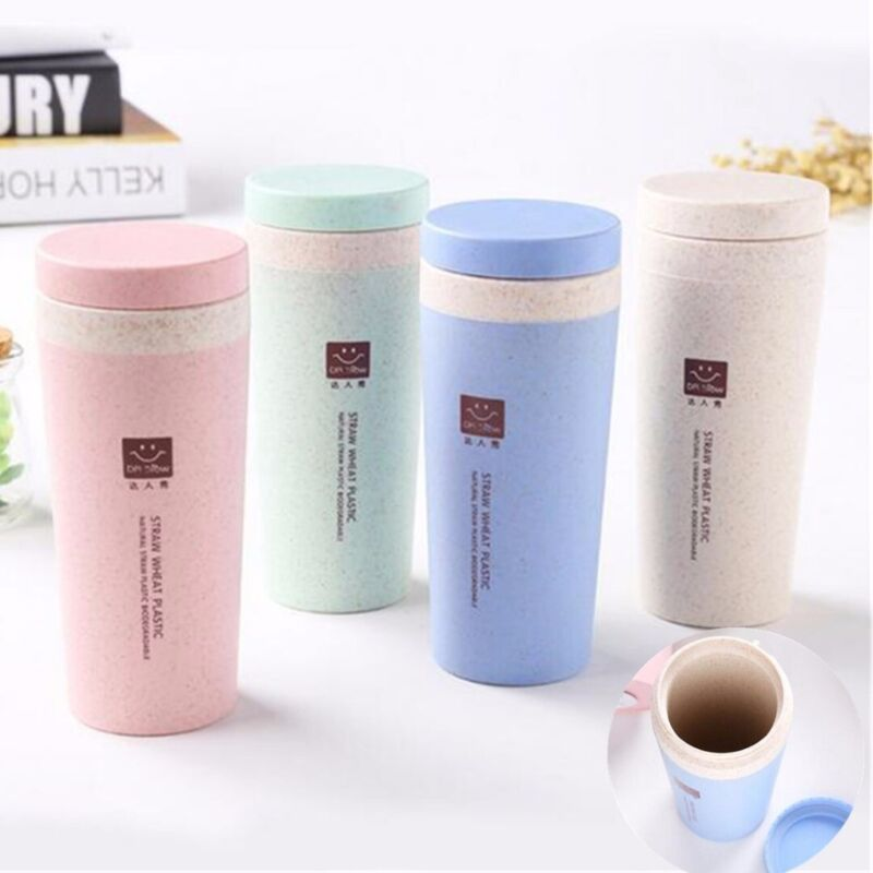 300ml Travel Thermos Vacuum Cup Mug Thermal Flask Outdoor Tr