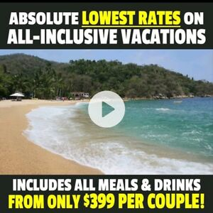 Affordable all-inclusive vacation