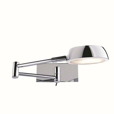 Lámpara de Pared Con Ajustable Brazo Incl. LED GX53 Aplique Oficina Cama...