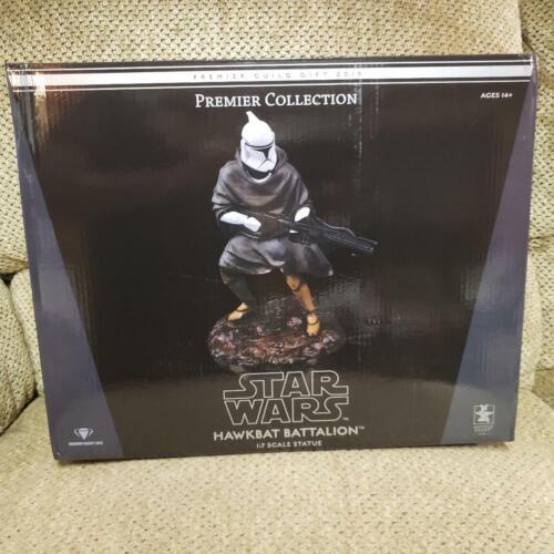 Star Wars Gentle Giant PGM 2019 Hawkbat Battalion Clone Trooper Statue LE 500