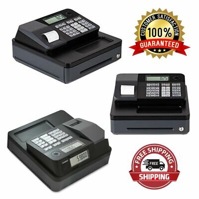 Programmable Electronic Cash Register Lockable High Speed Receipt Tax Function