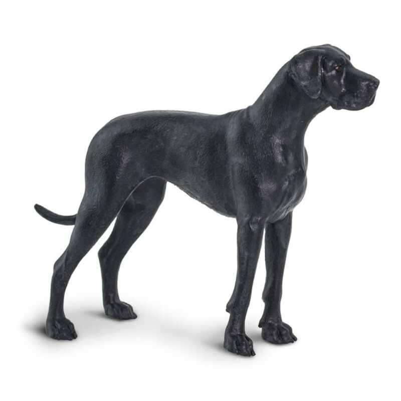 Great Dane Figurine Toy