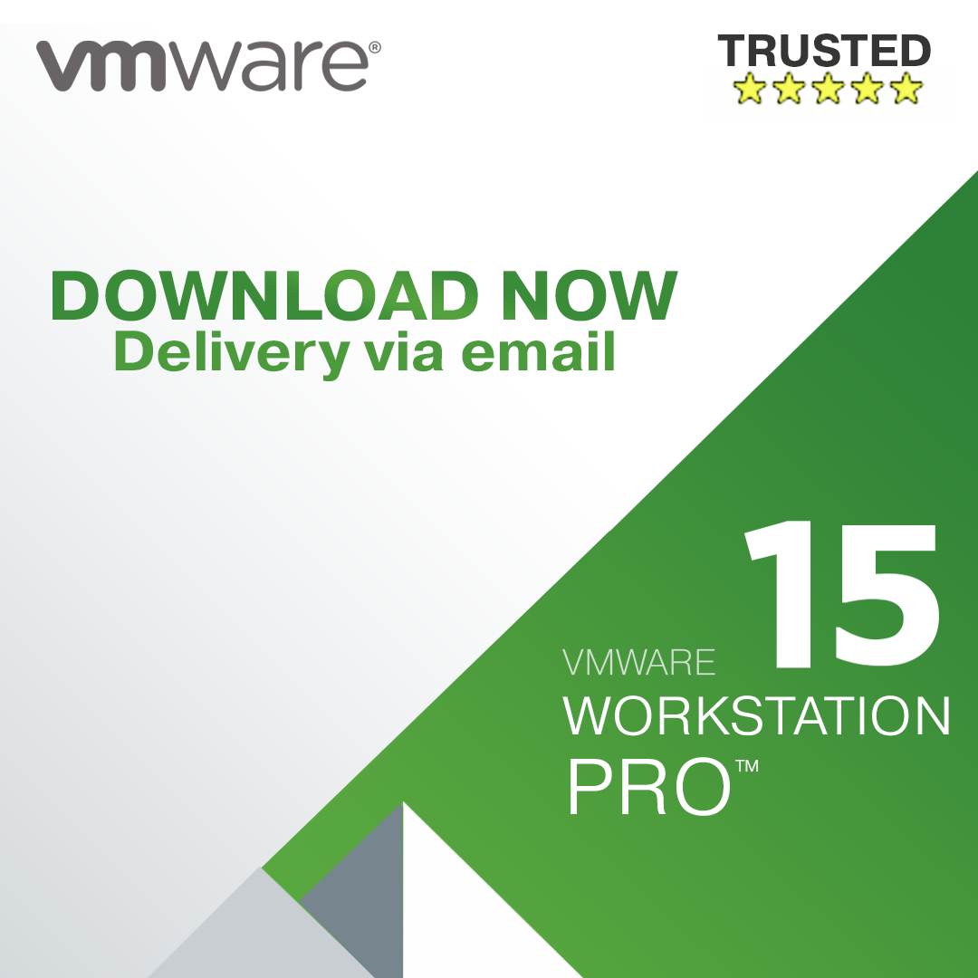 VMware Workstation 15 Pro LIFETIME LICENCE 20 PCS PER LICENCE KEY  FULL VERSION