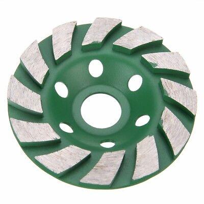 Grinding Cup Wheel Cutting Disc Concrete Stone Masonry Tools 100mm Diamond Fine