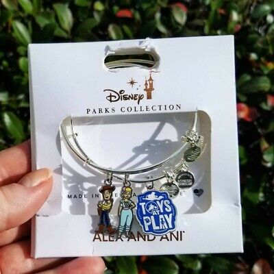 Disney Alex Ani Bangle Toy Story Brand New in Original Packaging
