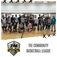 The Run YYC: Community Basketball League- Coed Wed 6:30-8:30