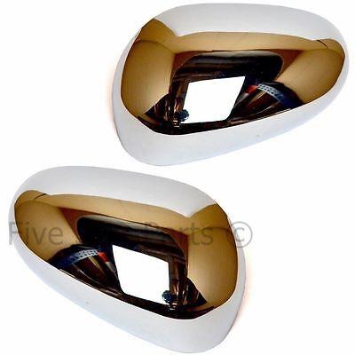 Brand New Chrome Wing Door Mirror Covers  for Jaguar S Type 2002 2008