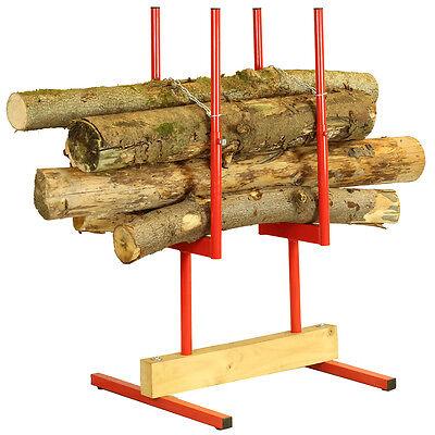 Bulk log stand saw horse, Muti wood holder, For chainsaw cutting, Sawhorse bls2