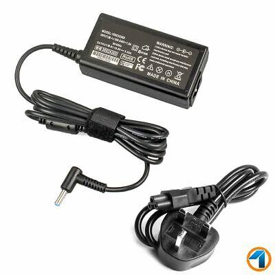 Para HP 15-R212NA Notebook/Portátil Adaptador/Cargador + Cable de Energía