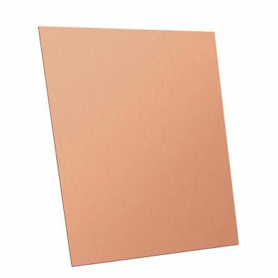 1pc 99.9 Pure Copper Cu Sheet Thin Metal Foil Sheet 100x100x0.5mm