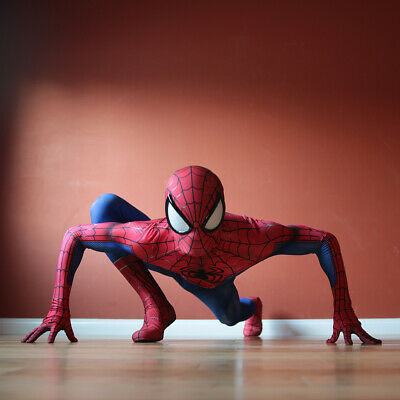 Spider-Man Into the Spiderverse Cosplay Costume - RPC Studio