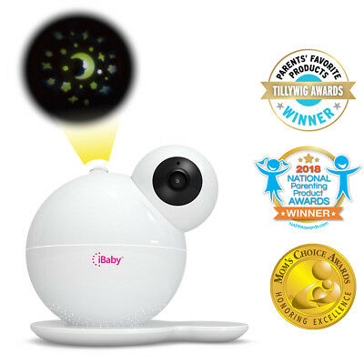 iBaby WiFi M7 Baby Monitor 1080P Wireless Video Camera with