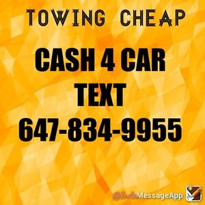WE WANT SCRAP CARS, YOU WANT TOP CASH TEXT NOW FOR BEST QUOTE