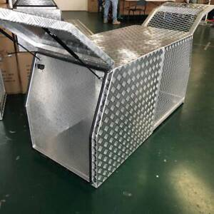 HOT SALE~ New Cross Deck Ute Truck Canopy Dog Box For Sale Coopers Plains Brisbane South West Preview