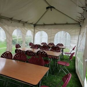 Special Events Party and Tent Rentals: Linens and tables