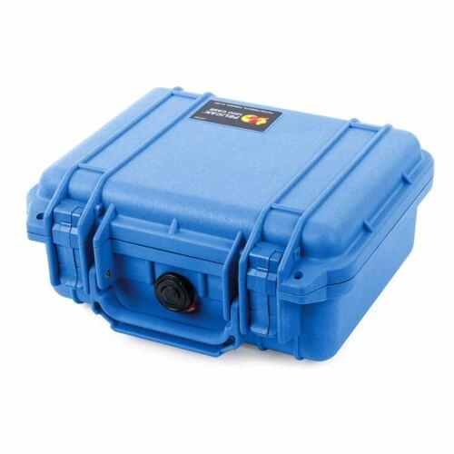 Blue Pelican 1200 Case with Foam.