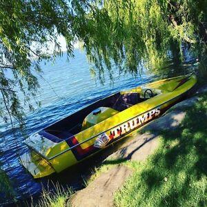 Camero Nordic Mk II Ski Boat Yarrawonga Moira Area Preview