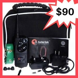 Aetertek AT-216S Anti Bark Dog Training Remote Barking Collar
