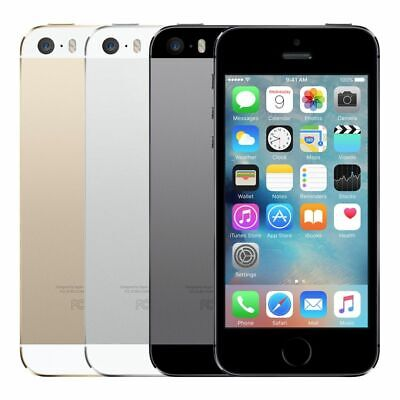 Apple iPhone 5S 32GB Unlocked Various Colours