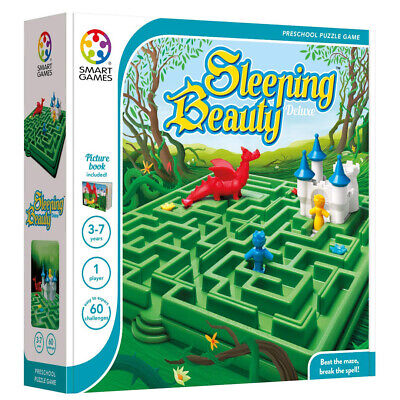 Sleeping Beauty Board Game - Educational Family Activity for