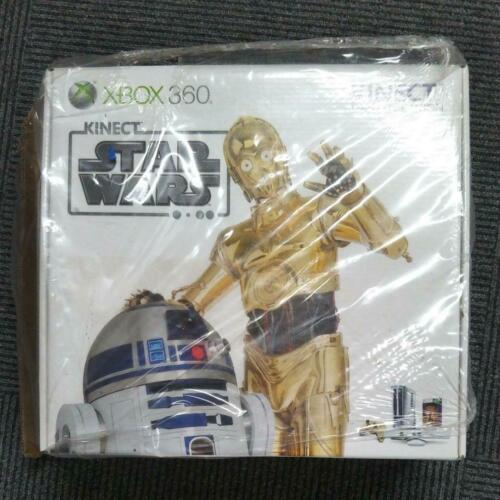 NEW+Xbox+360+Star+Wars+320gb+Kinect+Console+Japan+%2AUN-OPENED+FOR+COLLECTION%2A
