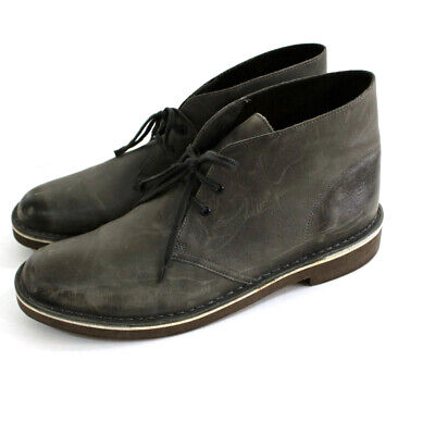 Clarks Mens Suede Boot Shoes Size US 13 UK 12 EU 47