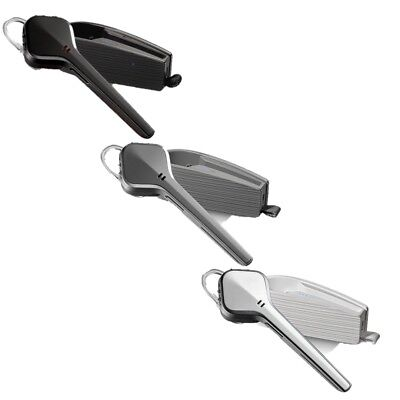 NEW Plantronics Voyager Edge Bluetooth Wireless Headset With Charging Case