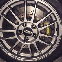 BBS Evo 9 wheels 7/8 compatible 17x8 Bolwarra Maitland Area Preview