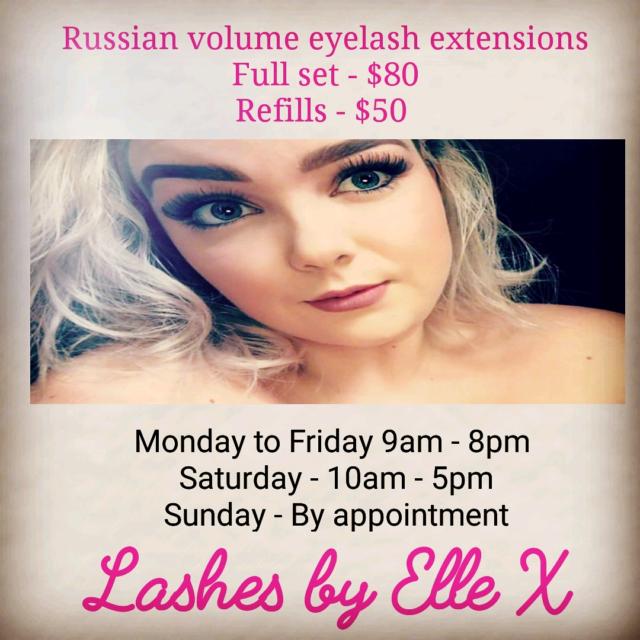 Berwick Eyelash Extensions Beauty Treatments Gumtree Australia